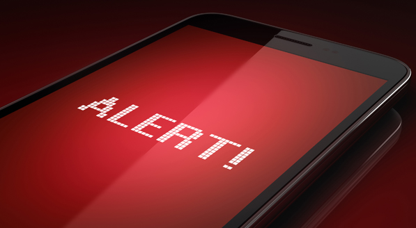 Alert! Prevent Fraud with Real-Time Alerts