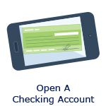 Click to open a FMCU checking account