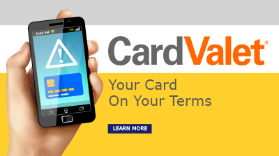 CardValet - Your Card On Your Terms